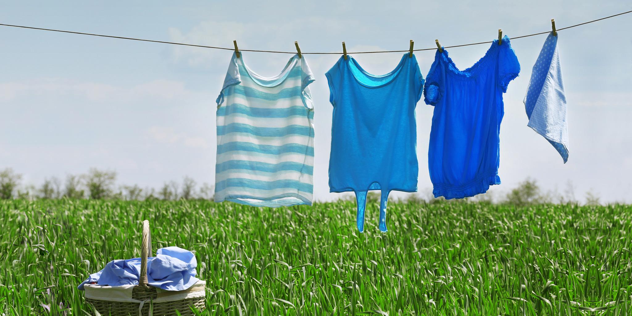 Stay Fresh With Us Sunday Laundry